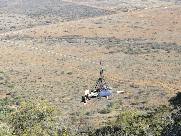 Zip Line South Africa